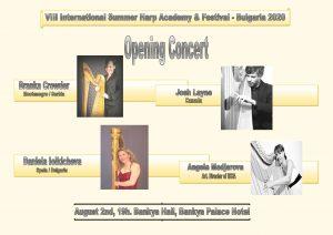Opening Concert ISHA 2020